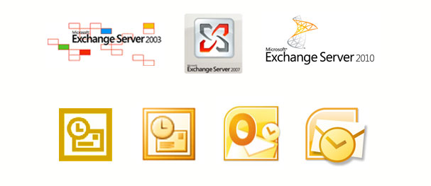 Convert OST files from Exchange to Outlook 2010, 2007, 2003, 2002