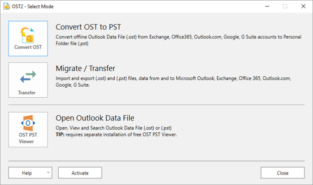 ost2 free ost to pst converter